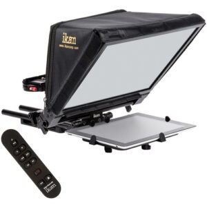 ikan Elite V2 Universal Tablet Teleprompter with Remote (without monitor or tablet)