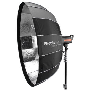 Phottix Raja Parabolic Softbox with Grid (105CM)