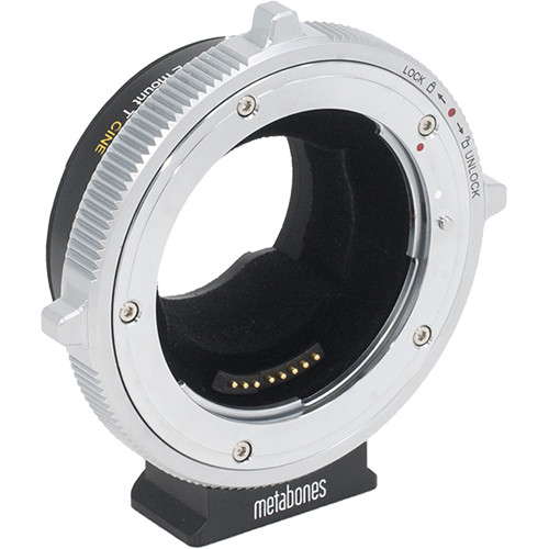 Metabones Canon EF/EF-S Lens to Sony E Mount T CINE Adapter 5th