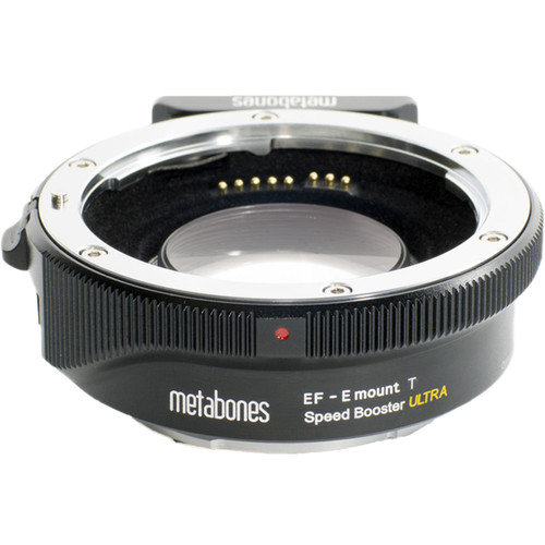 Metabones Canon EF to Sony E-Mount T Speed Booster ULTRA II