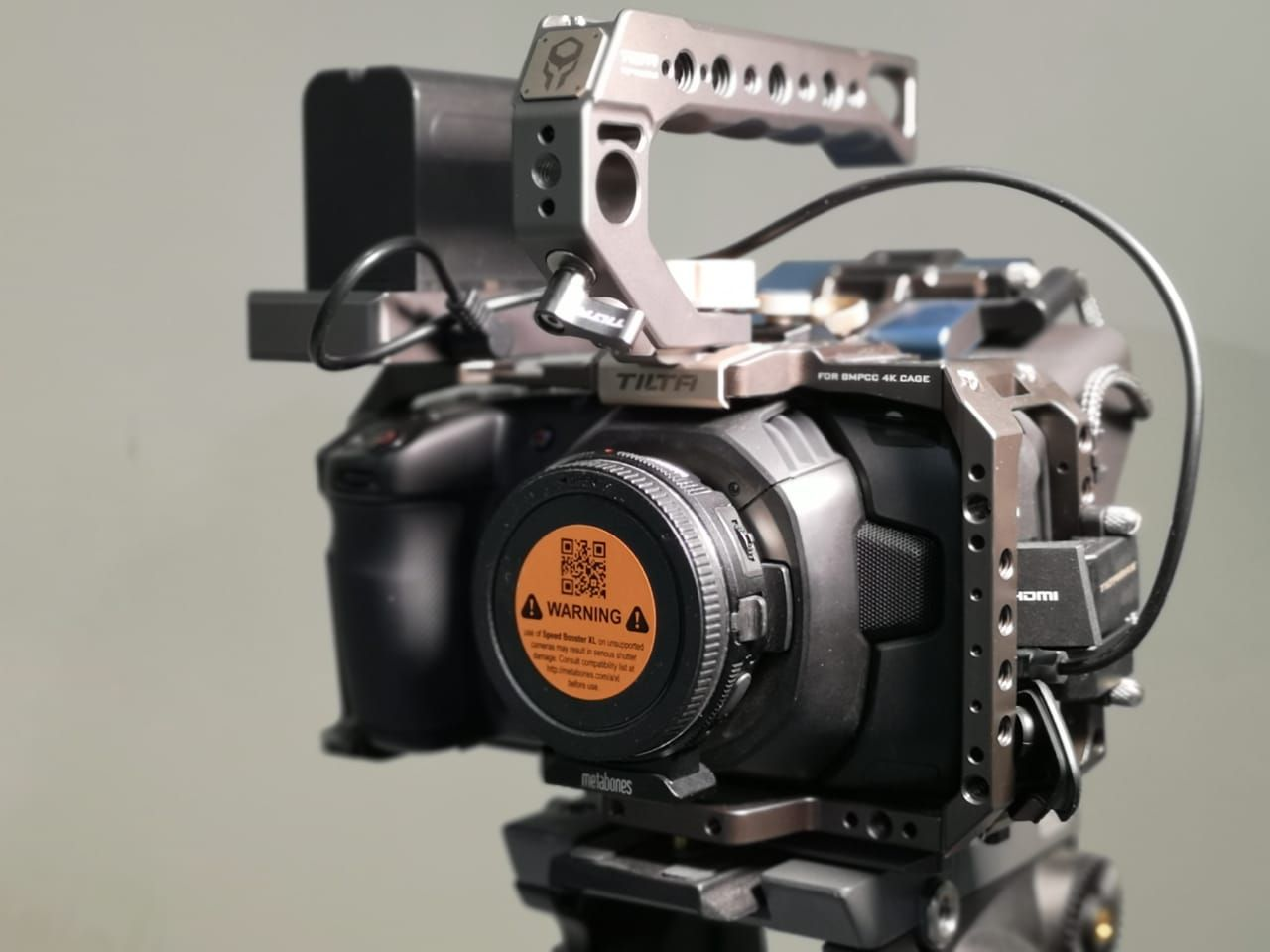 Blackmagic Design Pocket Cinema Camera 4K Kit