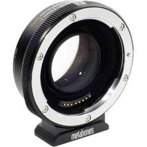 Metabones Canon EF to Sony E-Mount T Speed Booster ULTRA II 2
