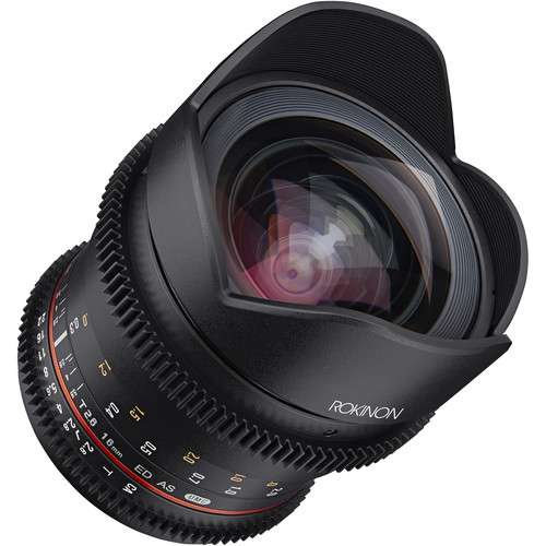 Rokinon 16mm T2.6 Cine DS Lens (Sony E Mount)