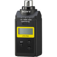 Sony Integrated Digital Plug-On Wireless Microphone System 2