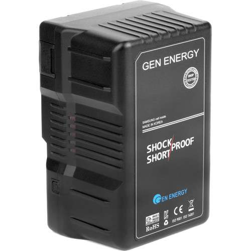 GEN ENERGY G-B200 98Wh V-Mount Li-ion Battery